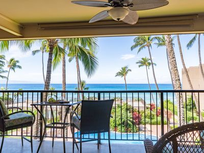 Photo for Stunning ocean views from your private lanai!  (balcony) Ahhhh-loha!!
