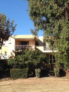 Photo for Nice flat 6 pers calms in Residence sported in Fréjus close Base Nature