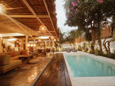 Photo for Oma Villa - A tropical sanctuary of Seminyak Preview listing
