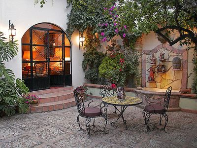 Photo for Casa Christina - Spacious Home Filled with Art and Gardens