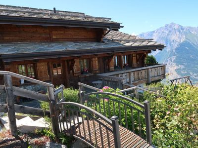 Photo for Vacation home Les Rairettes in Nendaz - 10 persons, 5 bedrooms