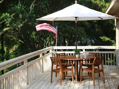 Photo for The Treehouse OBX -- A Bees Nees Getaway