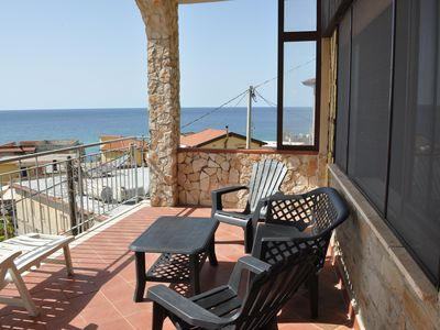 Photo for Villa dei TIGROTTI with sea view