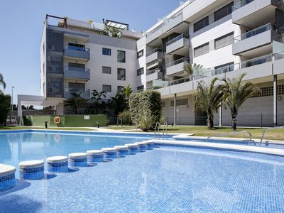 Photo for Apartment Marina Raset in Dénia - 5 persons, 2 bedrooms