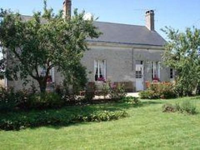 Photo for Gite Prunay-Cassereau, 2 bedrooms, 4 persons