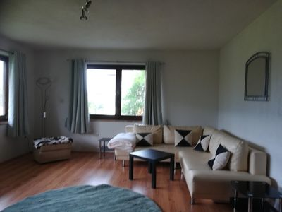 Photo for Spacious Apartment overlooking Presseggersee