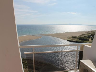 Photo for Two bedroom apartment with sea view