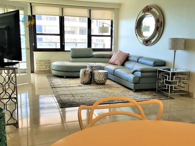 Photo for Beachfront Classic 2 Bedroom with VIEWS of Miami Beach - 905