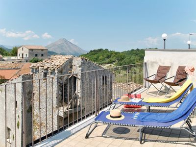 Photo for Vacation home Milleunapietra (CNP100) in Castelnuovo Parano - 14 persons, 5 bedrooms