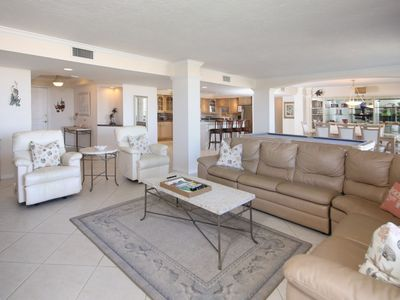 Photo for Picture Renting Your Condo on the Exclusive Anchorage on Siesta Key Resort, close to the beach, Sarasota Condo 3382