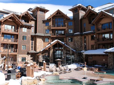 Photo for Grand Lodge at Peak 7 Breckenridge 1 BR Suite