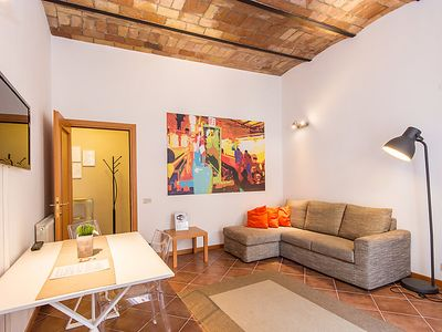 Photo for 2 bedroom Apartment, sleeps 3 in Rome with Air Con and WiFi