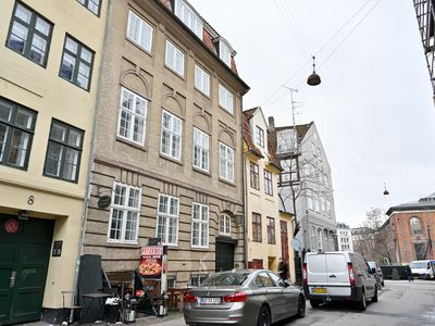 Photo for Fantastic duplex apartment in the iconic neighbourhood of Nyhavn