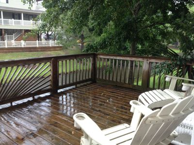 Photo for Bishop's Beach House ☀Back Deck Overlooking Canal☀Pet Friendly☀