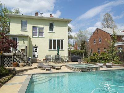 Photo for Large  American Four Square House in great walkable neighborhood.