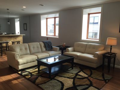 Photo for Fully Furnished Loft in Downtown Decorah, IA