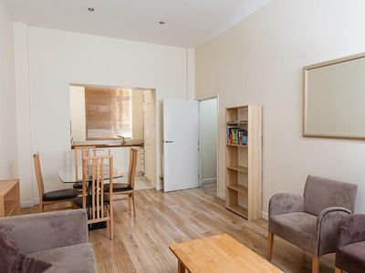 Photo for Apartment 1.2 km from the center of London with Lift, Washing machine (632420)
