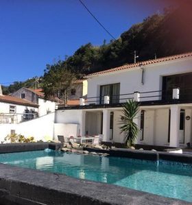 Photo for Modern 4 bed villa with private pool. Close to the best beach on the island