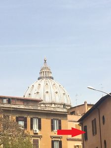 Photo for New Luxury Art Apt - San Peter Basilica