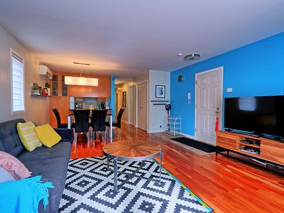 Photo for Downtown amazing condo with parking.BEST LOCATION!