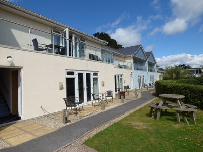 Photo for APARTMENT GF02, family friendly in Dawlish Warren, Ref 953786