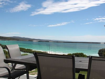 Photo for LUXURY BEACH HOUSE BINALONG at BAY OF FIRES