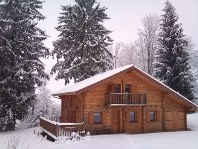 Photo for 4BR Chalet Vacation Rental in Saint-Paul-En-Chablais, Auvergne-Rhône-Alpes