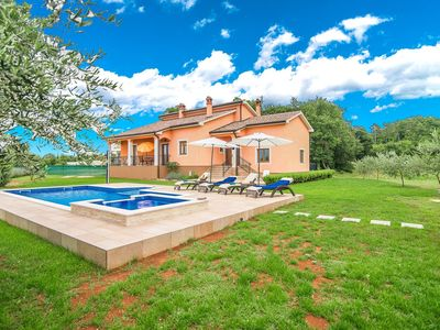 Photo for Unique Villa Antonela with Large Garden and Swimming Pool