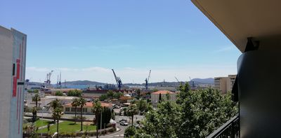 Photo for The large 4 bedroom apartment in Toulon