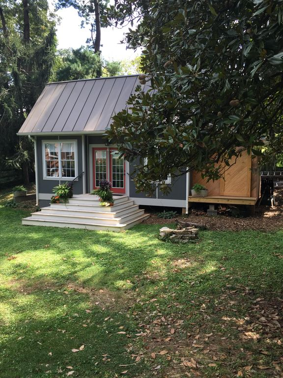 Oxford Cottage Brand New Tiny Home Charlottesville