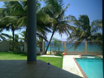 Great Affordable Beachfront House