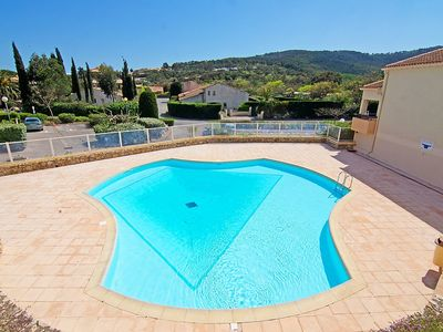 Photo for Apartment in Roquebrune-sur-Argens with Parking, Internet, Pool, Balcony (327046)