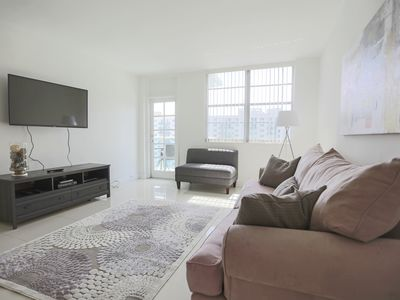 Photo for 2BR Apartment with Bay View in Sunny Isles