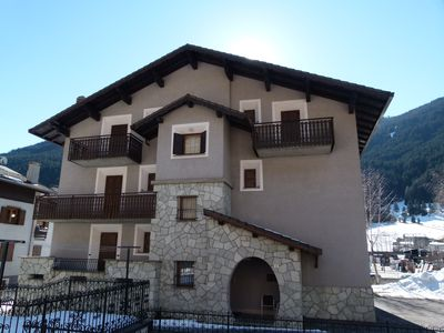 Photo for Three-room apartment 4 beds near Bormio and Livigno