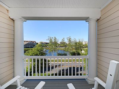 Photo for 2C420: Dog Friendly! 3BR Bayside Resort townhome | Pools, golf, tennis ...