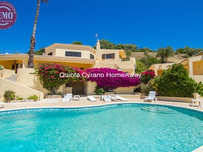Photo for Villa with swimming pool - Praia da Luz- Lagos