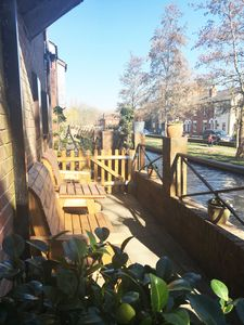 Photo for RiverGem riverside holiday home central Winchester