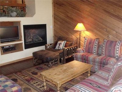 Photo for The Stunning, Wild West, Ski In/Ski Out Cedars Townhome