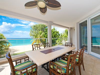 Photo for Luxury Seven Mile Beach Condo Sleeps 10