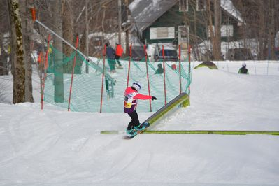 Multiple terrain parks are scattered throughout to challenge everyone.