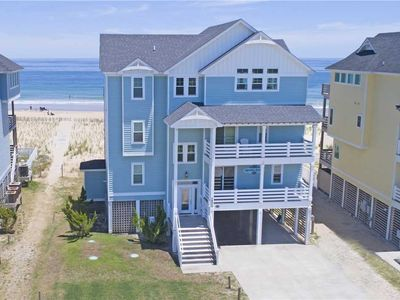 Photo for Entertain Oceanfront w/Elevator, Pool, Hot Tub, Game & Theater Rms, Dog-Friendly