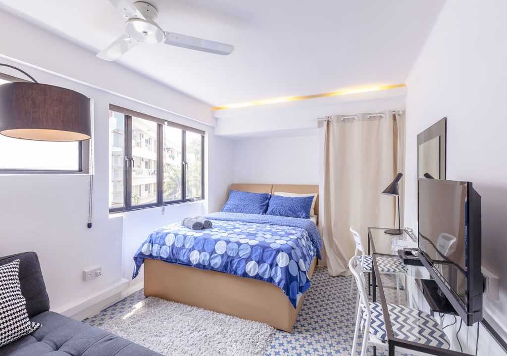 Cosy Quiet City Apt in Tiong Bahru