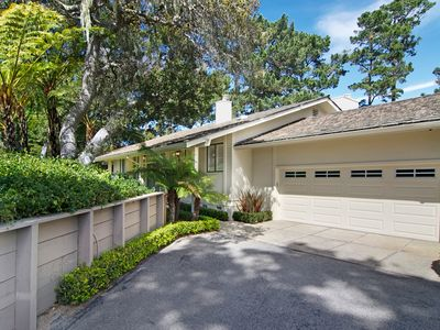 Photo for Newly Remodeled Private Pebble Beach Townhouse
