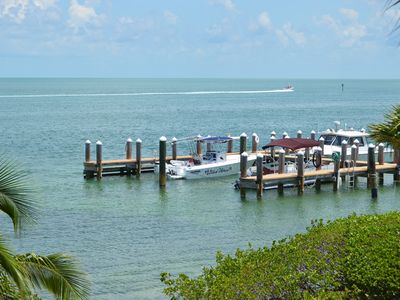 Newly remodeled, waterfront location with dock and direct access to the Atlantic
