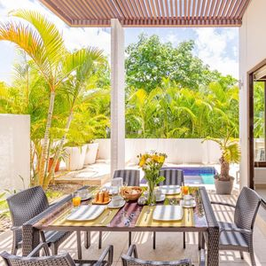 Photo for With Access to Beach Resort!  Superior Townhome and Private Plunge Pool