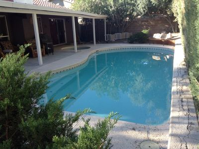 Photo for Private house in quiet neighborhood with pool near Vegas Strip