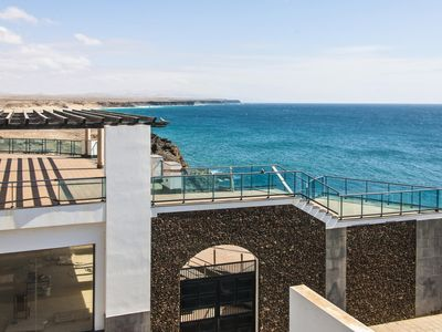 Photo for Apartment Ocean Vista El Cotillo