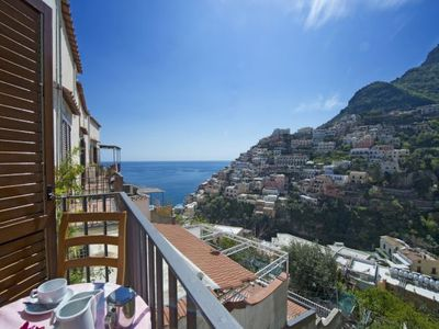 Photo for 1BR Apartment Vacation Rental in Positano