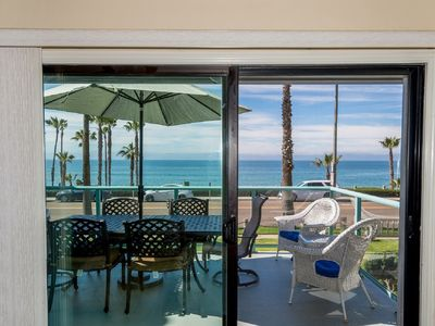 Photo for Ocean View with  Large Balcony White Sandy Beaches Air Conditioned Family Friendly