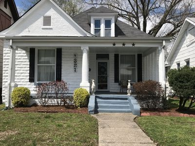 Photo for Charming Stone Cottage Downtown Paducah
